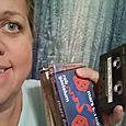 LeendaDLL & a few of her cassettes